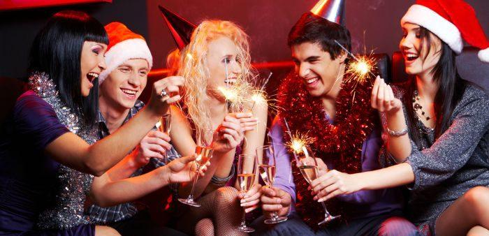 Party de Noël de bureau Ramada Plaza